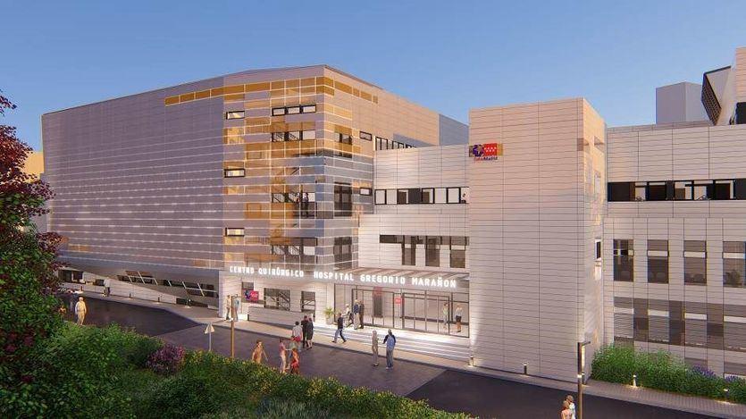 Nuevo Bloque Quirurgico Hospital Gregorio Maranon