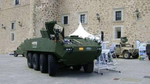 El Gobierno en funciones aprueba fabricar 348 vehículos de combate, que cuestan 6 millones cada uno