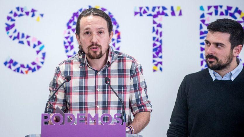 Espinar, que salió recientemente de Podemos, también critica la consulta de Iglesias sobre apoyar a Sánchez: 'No tiene un pase'