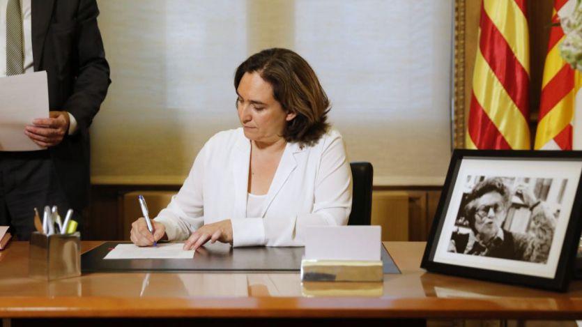 Colau replica a Sánchez que el procés no ha sido impedimento para pactar una coalición con el PSC
