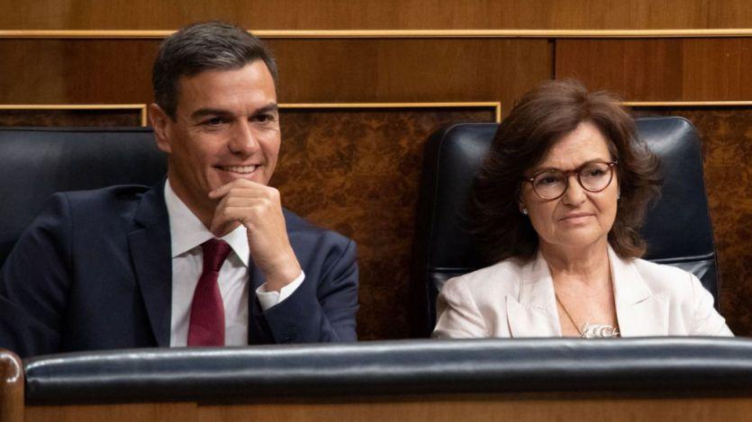 Sánchez buscará el favor de la derecha antes que ceder a un gobierno de coalición de izquierdas