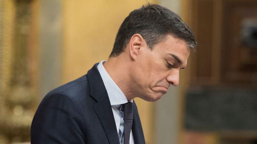 Sánchez tira la toalla en una entrevista bomba: 'Iglesias utiliza una consulta trucada para votar en mi contra'