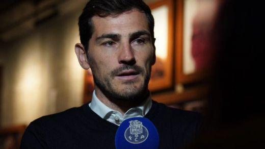 Iker Casillas, retirada temporal, pasando al equipo técnico del Oporto