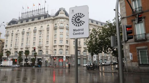 Un juez confirma la suspensión de la moratoria de multas de 'Madrid Central': 'Protege la salud y el medio ambiente'