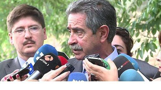 Polémica por las palabras de Revilla sobre el rescate de las espeleólogas en Cantabria