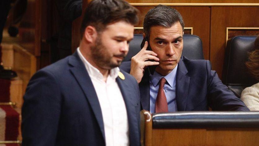 ERC decidirá el viernes su voto a Sánchez, pero promete no ser un obstáculo si hay acuerdo