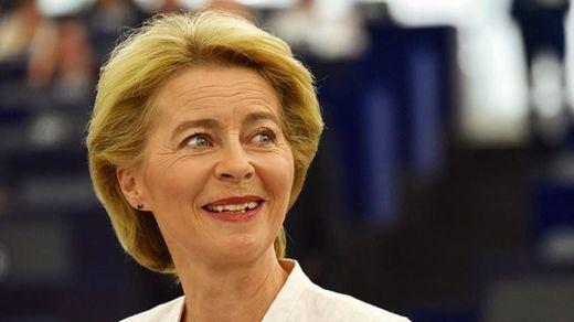 Von der Leyen logra ser presidenta de la Comisión Europea con un discurso progresista
