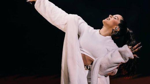 Rosalía ya es el artista español con más oyentes en Spotify