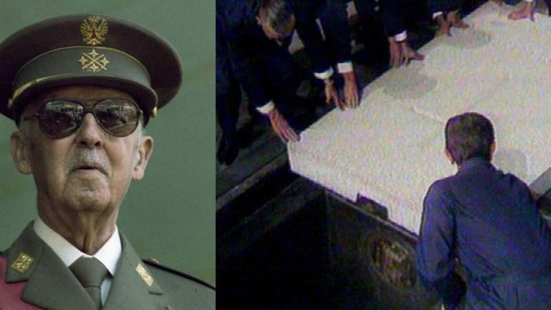 El Vaticano desautoriza al nuncio que interfirió en el caso de la exhumación de Franco