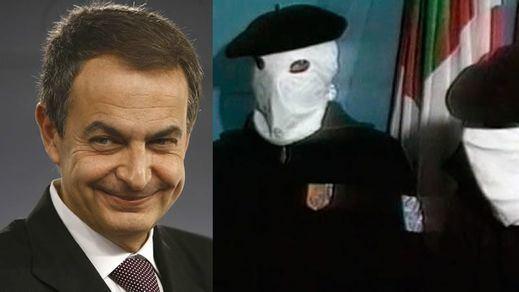 La Audiencia no admite la querella de Vox contra Zapatero por colaboración con ETA