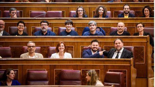 El PP lleva al Constitucional las fórmulas de acatamiento de los diputados soberanistas
