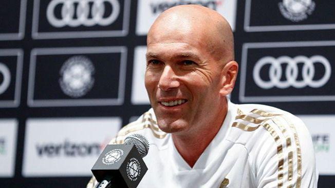 Zidane zanja la polémica Bale: 'No puedo decir que un jugador sea un problema'