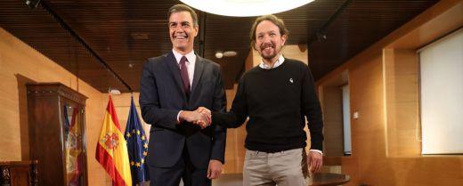 Las peticiones que hará Podemos: 5 ministerios y presencia de Montero y Echenique