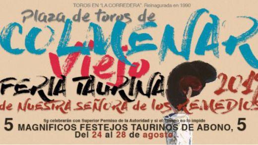 La nueva empresa de Colmenar Viejo presentó los carteles de la Feria de los Remedios