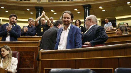 Las negociaciones entre PSOE y Podemos, otra vez en punto muerto