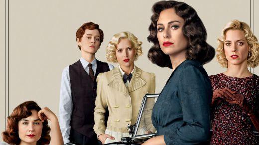 'Las chicas del cable': presentada la cuarta temporada, que llega el 9 de agosto