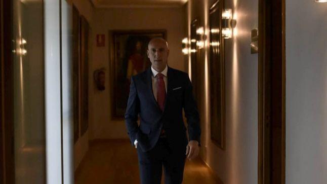 Entrevista al nuevo alcalde de León, José Antonio Díez