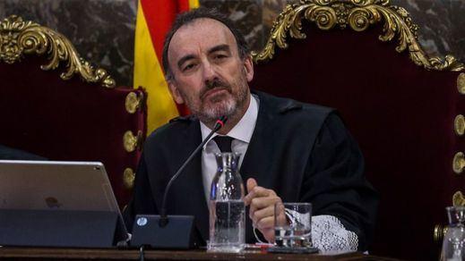 El juez Marchena pide que no se pueda disolver por ley un partido político