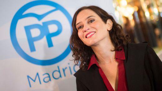Madrid: peligra de nuevo la investidura de Ayuso al negarse Ciudadanos a otra reunión con Vox