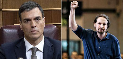 PSOE y Podemos rompen las negociaciones filtrando las propuestas de ministerios