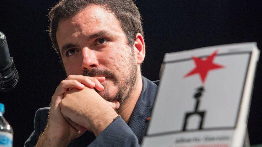 Izquierda Unida discrepa de la estrategia de Pablo Iglesias y podría romper la disciplina de voto