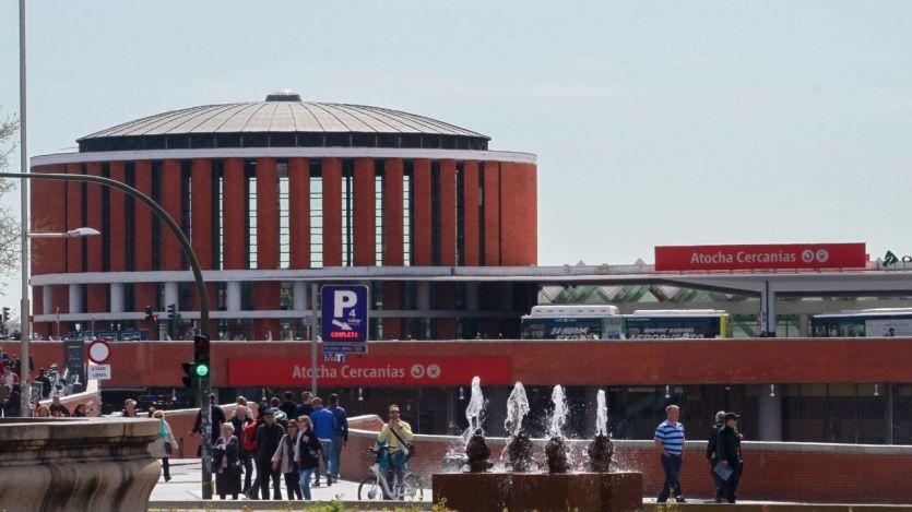 Renfe comienza la renovación de todas las escaleras mecánicas y ascensores de Atocha Cercanías