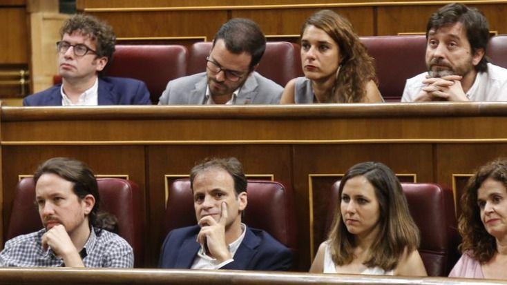 Unidas Podemos se abstendrá en la votación definitiva de la investidura