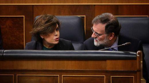 La Fiscalía archiva la investigación a Rajoy y Santamaría por no acudir a la citación del Parlament