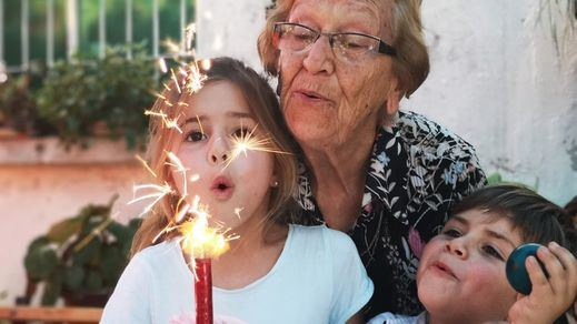 Día de los Abuelos: así son los nuevos abuelos
