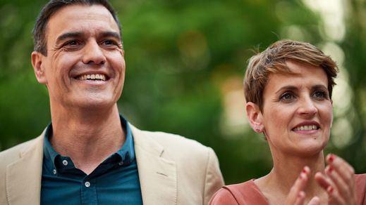 El pacto PSOE-Unidas Podemos que fracasó en el Congreso sale adelante en Navarra