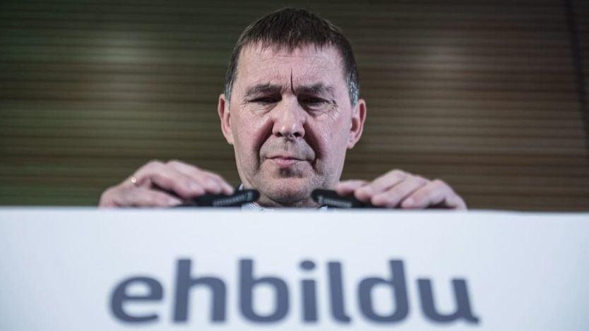 Otegi se jacta de que Bildu 'decidirá sobre todas y cada una de las propuestas' del Gobierno navarro