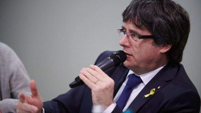 Puigdemont abre la puerta a Sánchez en un último intento de recuperar la iniciativa soberanista
