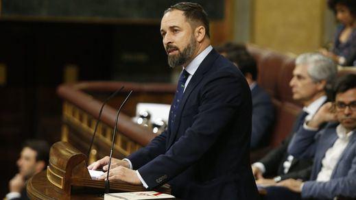 PP y Cs pagan los servicios prestados a Vox con distintos cargos en el Congreso