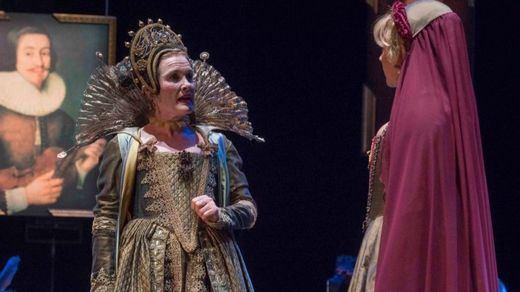 'María Estuardo. Corona trágica': la atribulada vida de la reina escocesa, en octavas reales