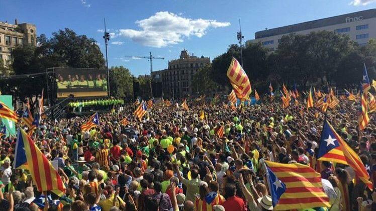 Cataluña: la Diada apunta a convertirse en la puntilla de la división entre ERC y JxCAT