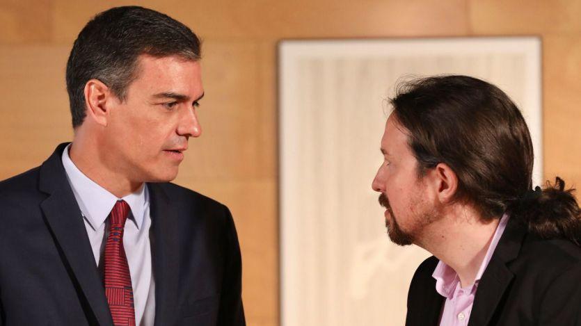 Sánchez usará a los agentes de la sociedad civil para convencer a Podemos de que le apoye 'a la portuguesa'