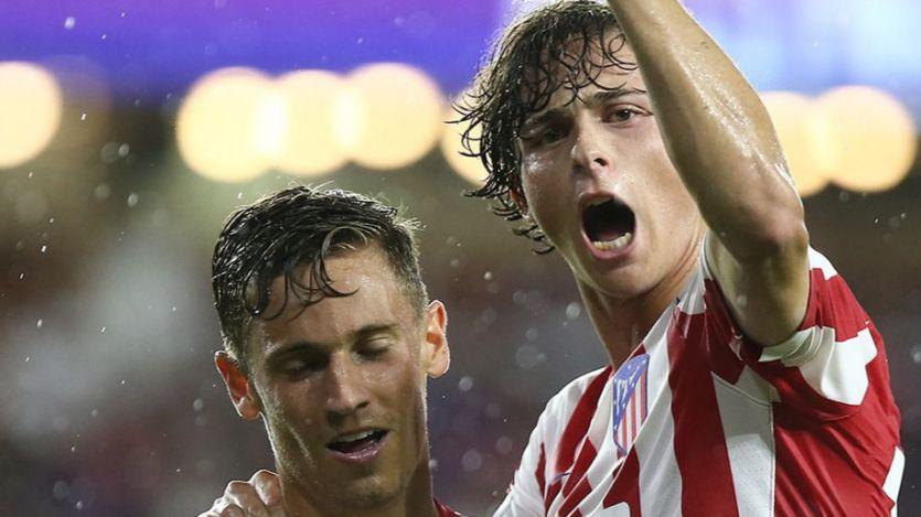 El Atlético sigue imparable con un gran Joao Félix en EEUU (0-3)