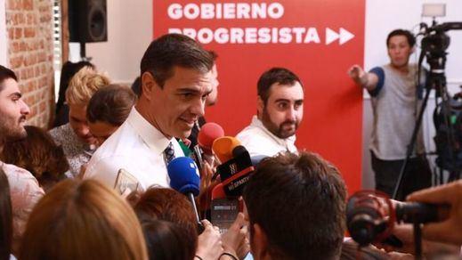 Sánchez ya pasa de Iglesias y Podemos y habla abiertamente de la única vía del acuerdo programático