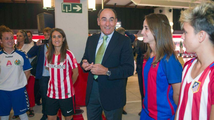 Iberdrola refuerza su compromiso con el fútbol femenino para las 6 próximas temporadas