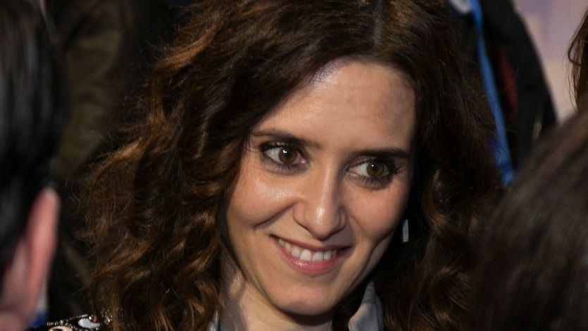 Díaz Ayuso se niega a calificar de ultraderecha a Vox: 'Categorizarlos así no es positivo'
