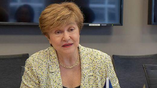 La búlgara Kristalina Georgieva será la candidata de la UE para dirigir el FMI