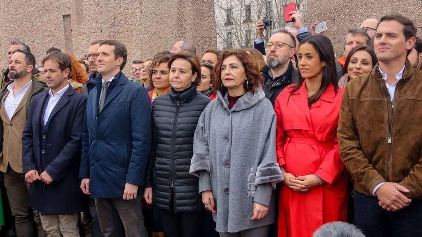 PP y Ciudadanos discrepan sobre la creación de una alianza de las 3 derechas en caso de nuevas elecciones