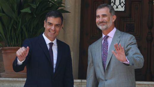 El Rey presiona para que haya un pacto que evite la repetición electoral