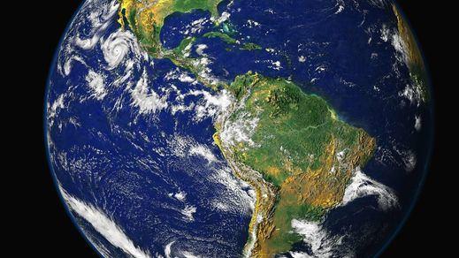 La nave india que va a la Luna envía sus primeras imágenes de la Tierra