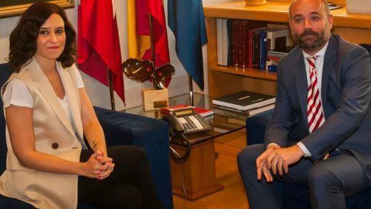 Ayuso podrá ser la nueva presidenta de Madrid la próxima semana