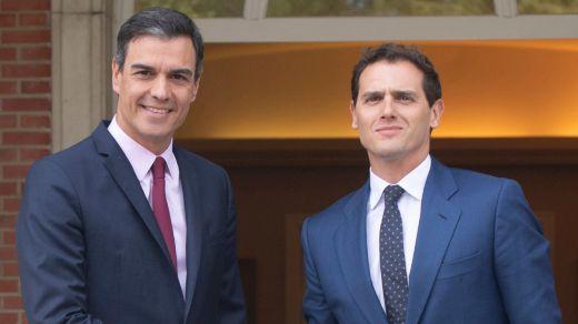 Los españoles prefieren un gobierno de PSOE con Podemos y los nacionalistas antes que con Rivera