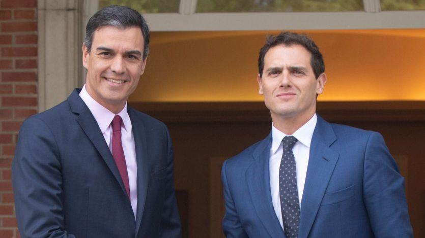 Los españoles prefieren un gobierno de PSOE con Podemos aunque incluya a los nacionalistas antes que un pacto con Rivera
