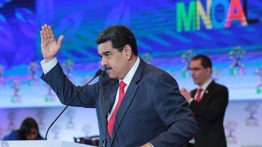 Maduro cancela el diálogo con la oposición en respuesta al bloqueo de EEUU