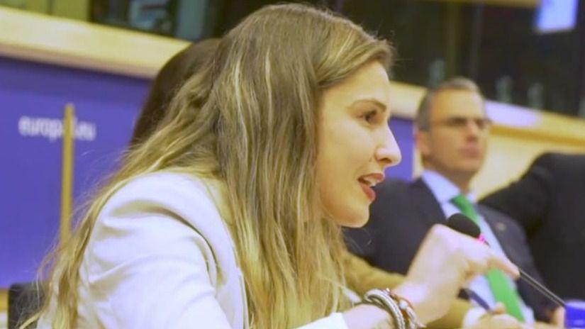 Malena Contestí, la diputada balear que deja Vox sembrando dudas sobre su financiación