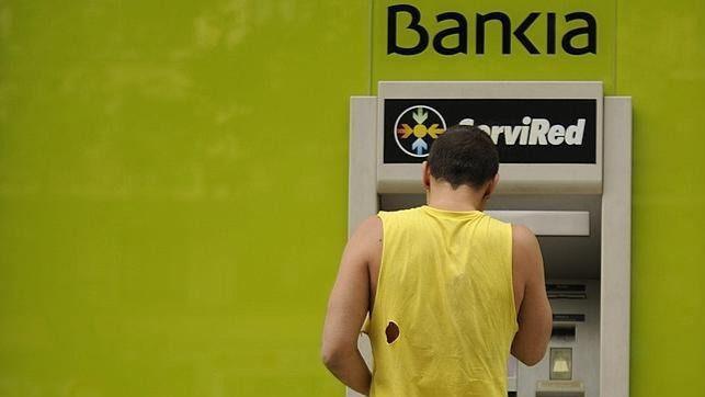 Bankia renueva los cajeros automáticos procedentes de BMN